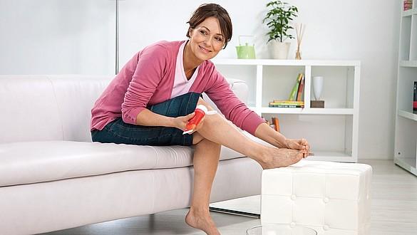 Prodotti per la cura della pelle nella terapia compressiva - Prodotti per la cura della pelle nella terapia compressiva