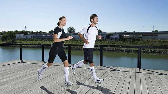 La compressione nello Sport - La compressione nello Sport
