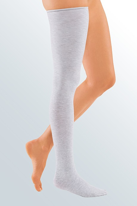 undersock stocking silver compression inelastic
