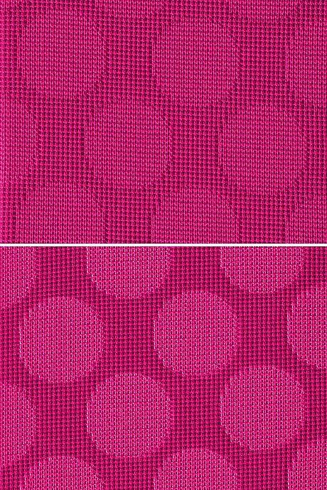 Fashion element Dots magenta